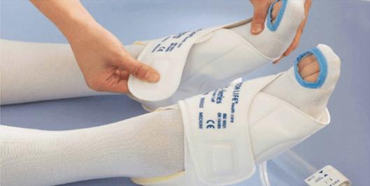 Foot cuff - 1 air chamber