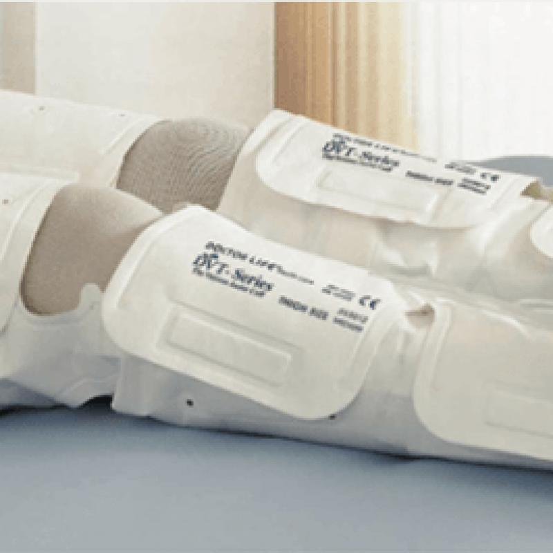 Thigh cuff - 3 air chambers